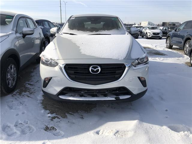 2019 Mazda CX-3 GX (Stk: N4381) in Calgary - Image 1 of 1