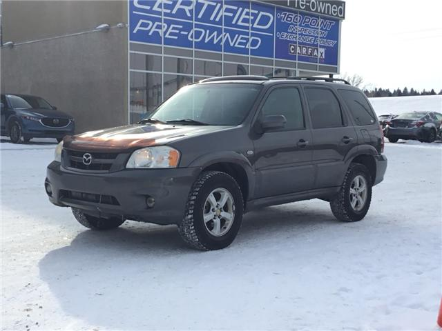 2005 Mazda Tribute GT V6 (Stk: K7706A) in Calgary - Image 1 of 24