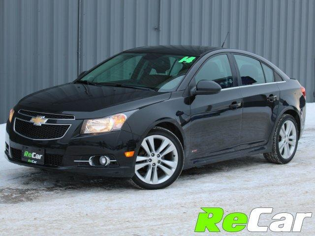 2014 Chevrolet Cruze 2LT (Stk: 190058A) in Fredericton - Image 1 of 24