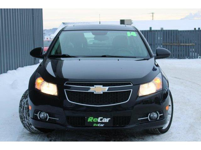 2014 Chevrolet Cruze 2LT (Stk: 190058A) in Fredericton - Image 2 of 24