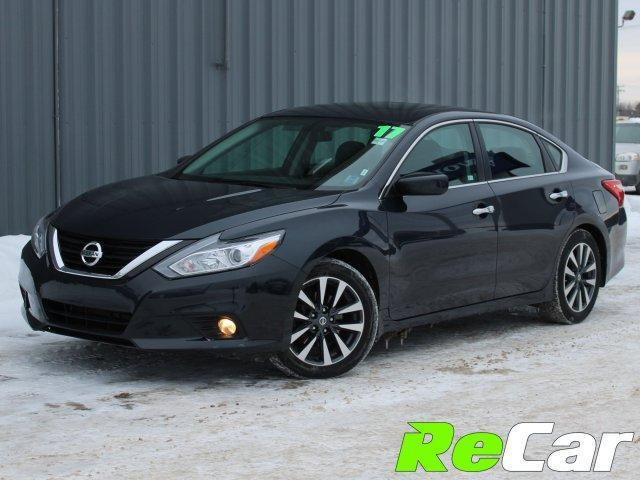 2017 Nissan Altima 2.5 SV (Stk: 190171A) in Fredericton - Image 1 of 22