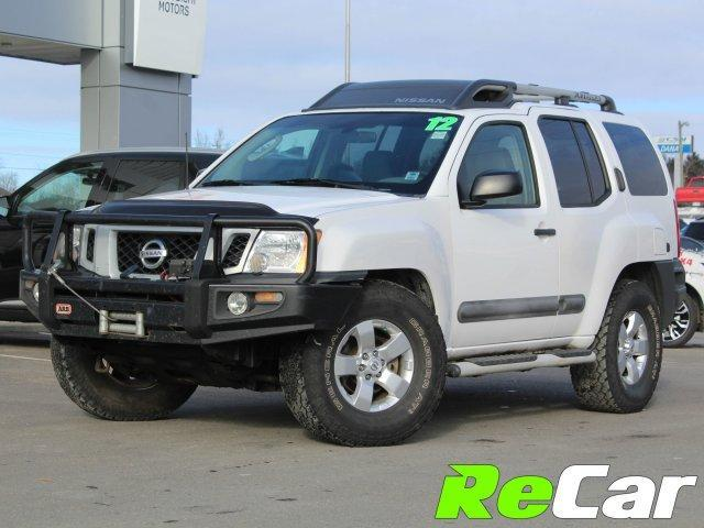 2012 Nissan Xterra S (Stk: 181373A) in Fredericton - Image 1 of 10