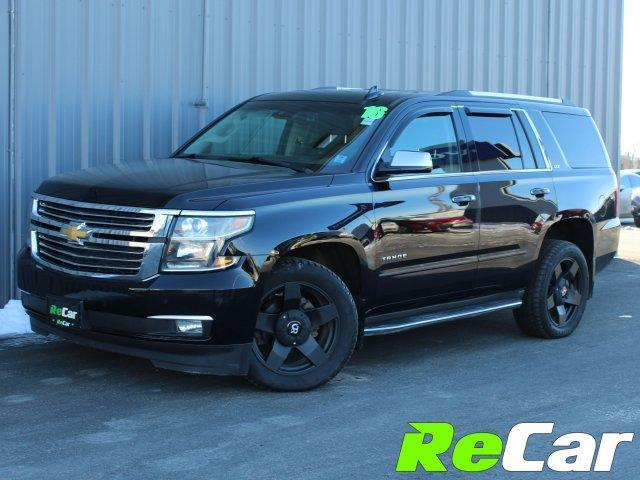 2016 Chevrolet Tahoe LTZ (Stk: 190204A) in Fredericton - Image 1 of 24