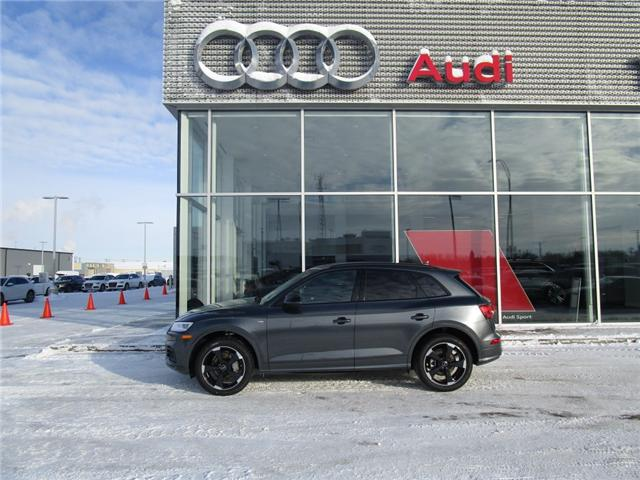 2019 Audi Q5 45 Technik (Stk: 190168) in Regina - Image 2 of 29