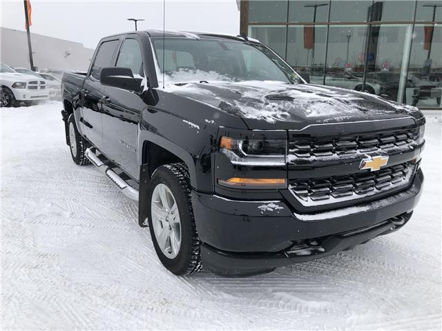 2018 Chevrolet Silverado 1500 Silverado Custom (Stk: 29027AA) in Saskatoon - Image 2 of 14