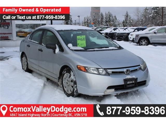2006 Honda Civic DX-G (Stk: D361899A) in Courtenay - Image 1 of 3