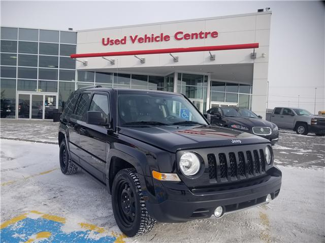 2016 Jeep Patriot Sport/North (Stk: U184418A) in Calgary - Image 1 of 23
