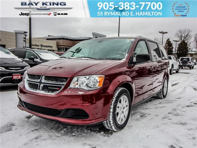 2019 Dodge Grand Caravan CVP/SXT (Stk: 193548) in Hamilton - Image 1 of 22