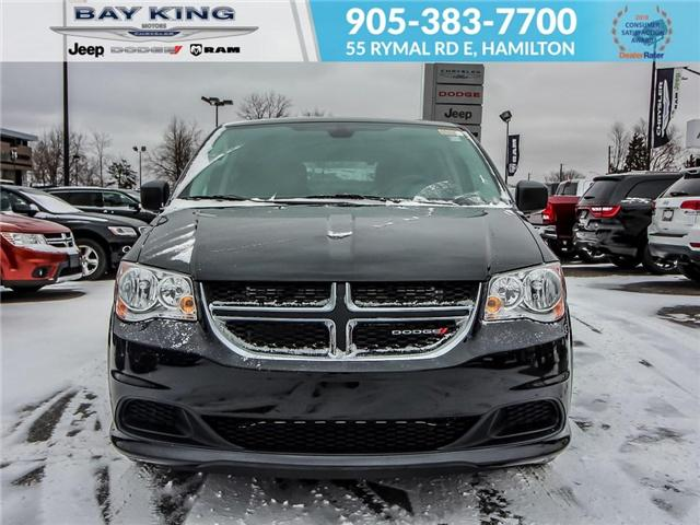2019 Dodge Grand Caravan CVP/SXT (Stk: 193547) in Hamilton - Image 2 of 22