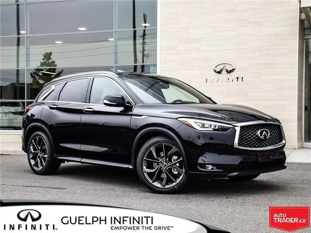 2019 Infiniti QX50 Sensory (Stk: I6737) in Guelph - Image 1 of 22