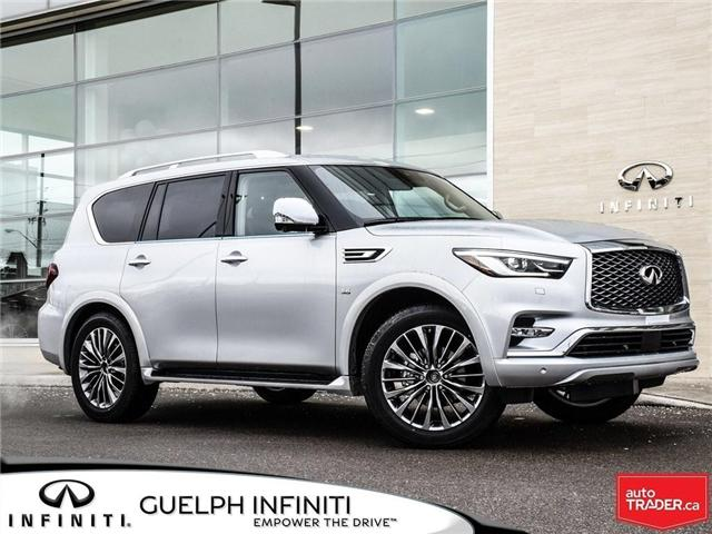 2019 Infiniti QX80 LUXE 7 Passenger (Stk: I6893) in Guelph - Image 1 of 26