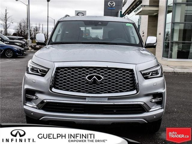 2019 Infiniti QX80 LUXE 7 Passenger (Stk: I6893) in Guelph - Image 2 of 26