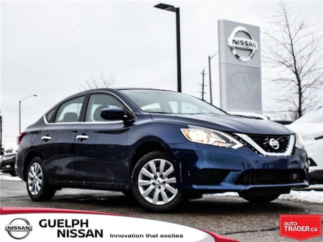 2019 Nissan Sentra  (Stk: N19991) in Guelph - Image 1 of 22