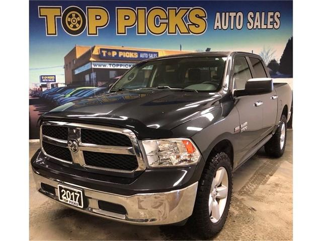 2017 RAM 1500 SLT (Stk: 533881) in NORTH BAY - Image 1 of 26