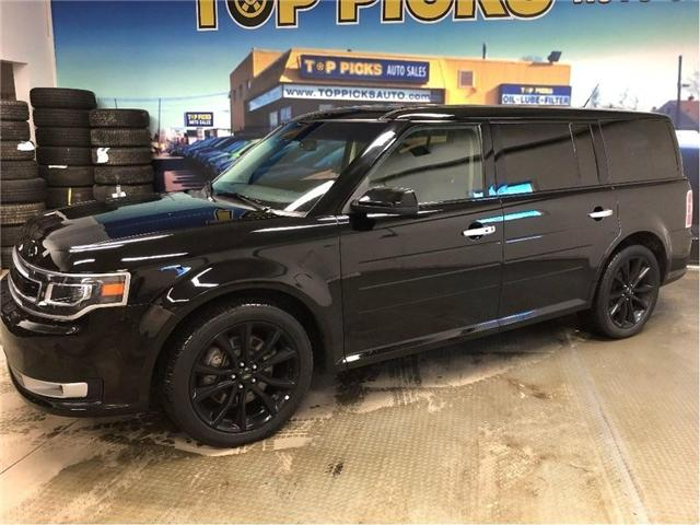 2018 Ford Flex Limited (Stk: a02226) in NORTH BAY - Image 3 of 30