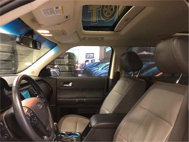 2018 Ford Flex Limited (Stk: a02226) in NORTH BAY - Image 19 of 30
