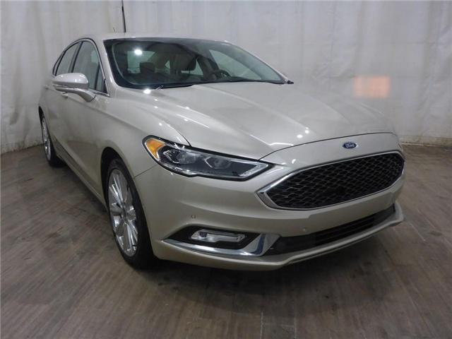 2017 Ford Fusion Platinum (Stk: 19020922) in Calgary - Image 2 of 30