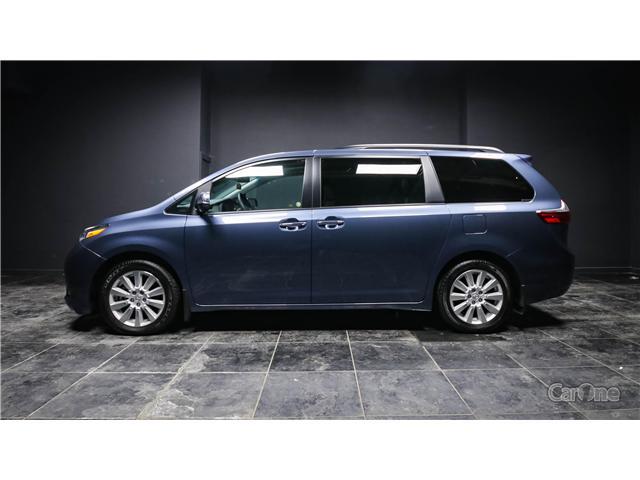 2017 Toyota Sienna Limited 7-Passenger (Stk: CJ19-46) in Kingston - Image 1 of 32