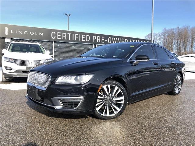 2018 Lincoln MKZ Reserve (Stk: LZ19215A) in Barrie - Image 1 of 27