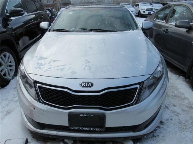 2013 Kia Optima SX (Stk: 78519A) in Toronto - Image 1 of 19
