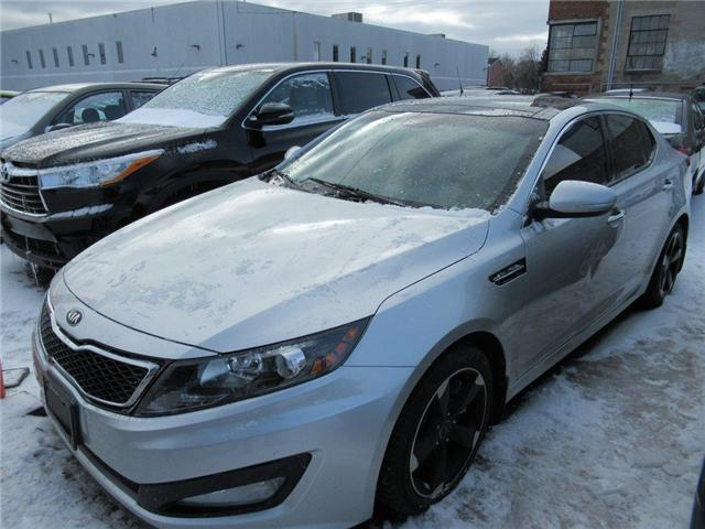 2013 Kia Optima SX (Stk: 78519A) in Toronto - Image 2 of 19