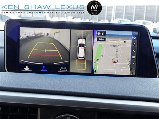2016 Lexus RX 350 Base (Stk: 15942A) in Toronto - Image 17 of 19