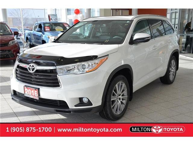 2016 Toyota Highlander  (Stk: 273526) in Milton - Image 1 of 42
