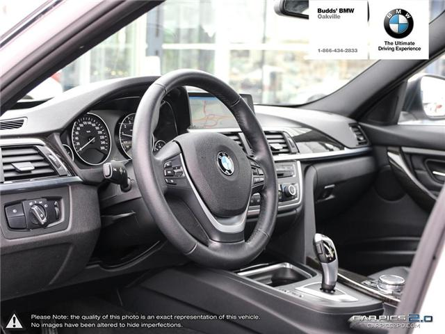 2015 BMW 328i xDrive (Stk: DB5493) in Oakville - Image 13 of 27