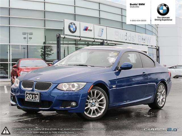 2013 BMW 328i xDrive (Stk: T946759B) in Oakville - Image 1 of 29