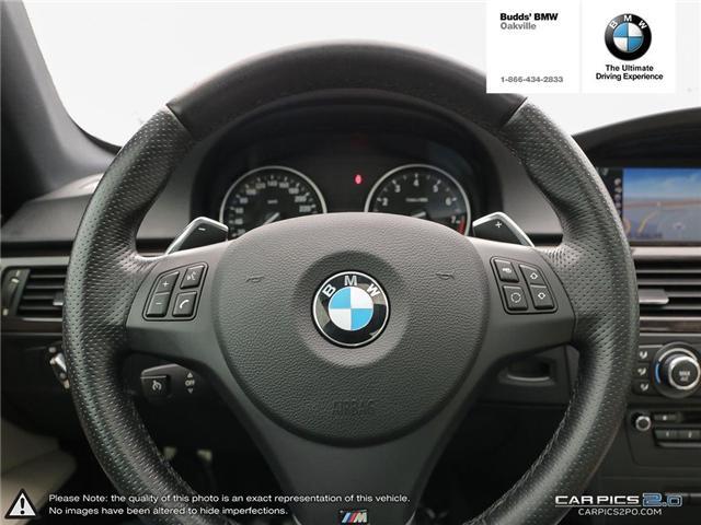 2013 BMW 328i xDrive (Stk: T946759B) in Oakville - Image 14 of 29