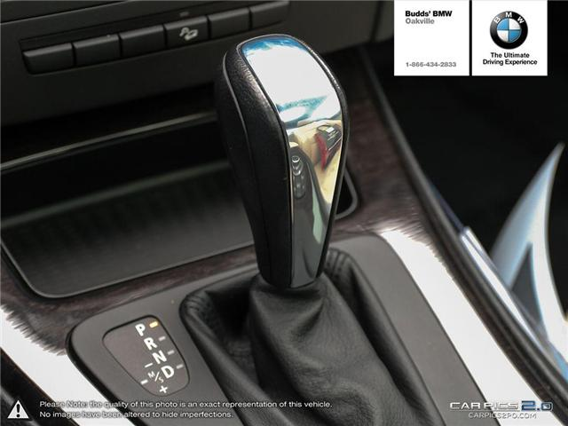 2013 BMW 328i xDrive (Stk: T946759B) in Oakville - Image 19 of 29
