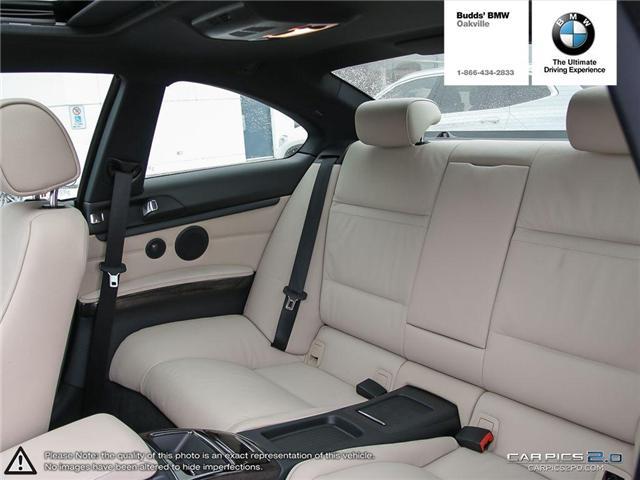 2013 BMW 328i xDrive (Stk: T946759B) in Oakville - Image 24 of 29