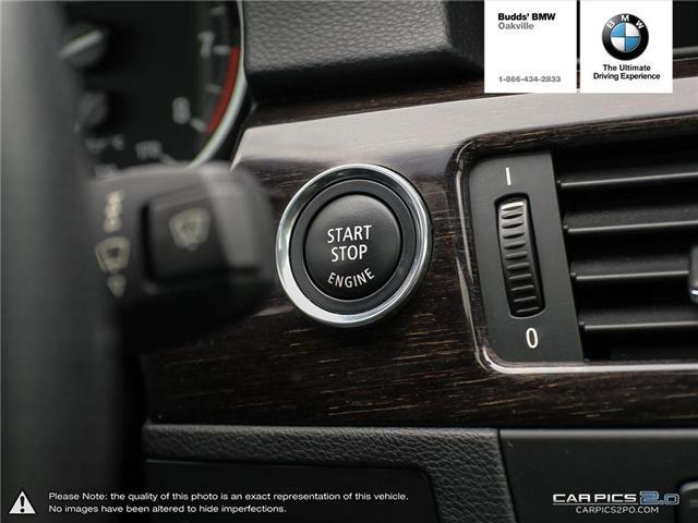 2013 BMW 328i xDrive (Stk: T946759B) in Oakville - Image 28 of 29