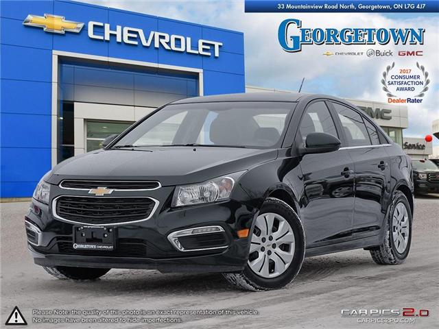 2015 Chevrolet Cruze 1LT (Stk: 2375) in Georgetown - Image 1 of 26