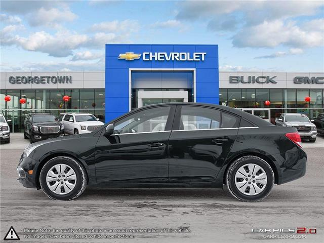 2015 Chevrolet Cruze 1LT (Stk: 2375) in Georgetown - Image 3 of 26