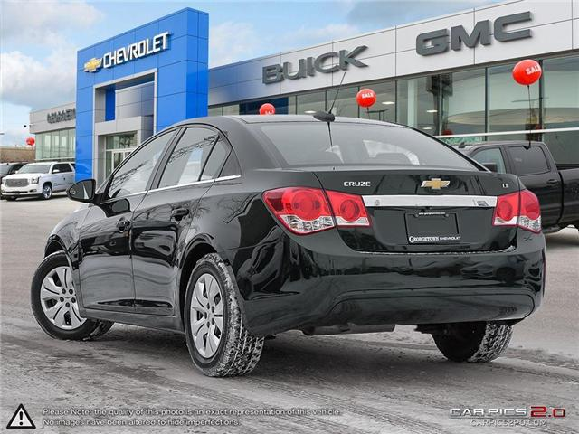 2015 Chevrolet Cruze 1LT (Stk: 2375) in Georgetown - Image 4 of 26