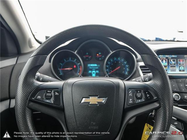 2015 Chevrolet Cruze 1LT (Stk: 2375) in Georgetown - Image 13 of 26