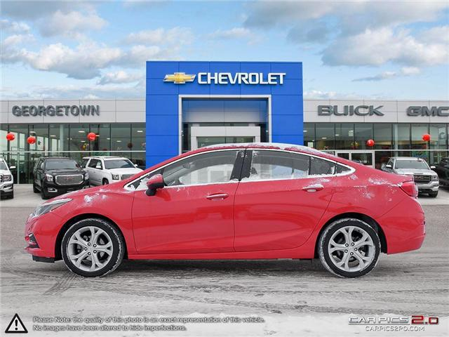 2018 Chevrolet Cruze Premier Auto (Stk: 29044) in Georgetown - Image 3 of 28