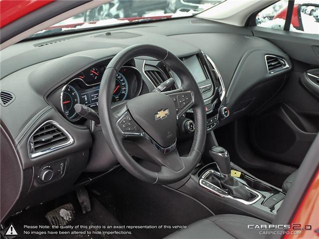 2018 Chevrolet Cruze Premier Auto (Stk: 29044) in Georgetown - Image 12 of 28