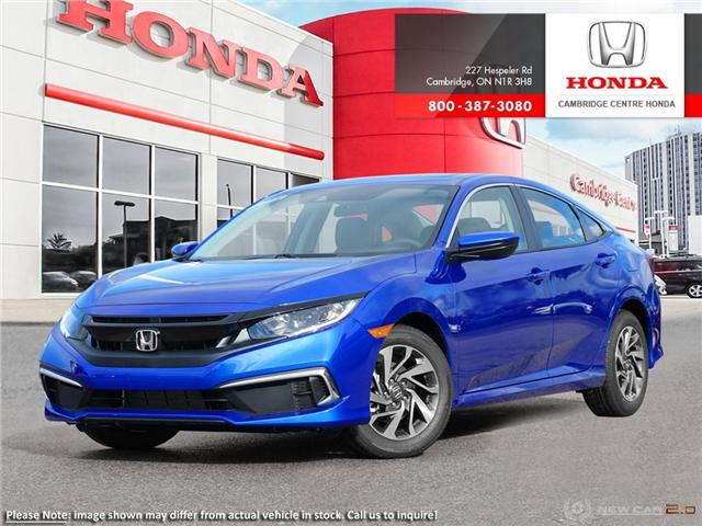 2019 Honda Civic EX (Stk: 19484) in Cambridge - Image 1 of 24
