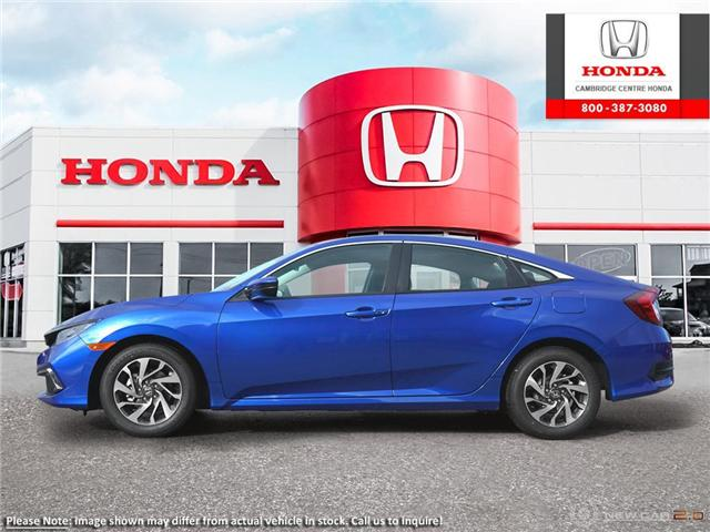 2019 Honda Civic EX (Stk: 19484) in Cambridge - Image 3 of 24