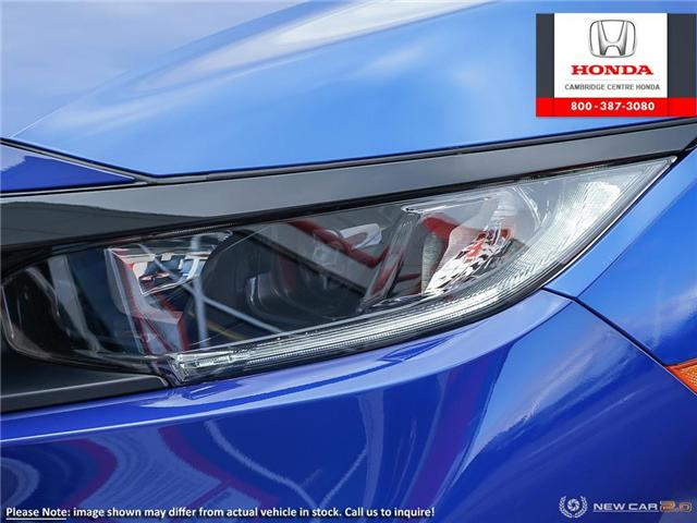 2019 Honda Civic EX (Stk: 19484) in Cambridge - Image 10 of 24