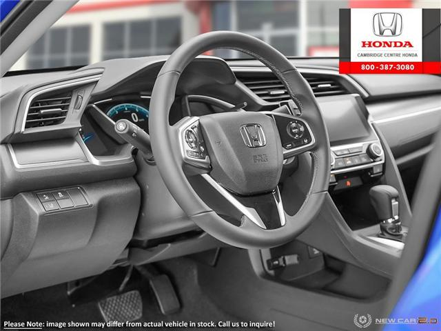 2019 Honda Civic EX (Stk: 19484) in Cambridge - Image 12 of 24
