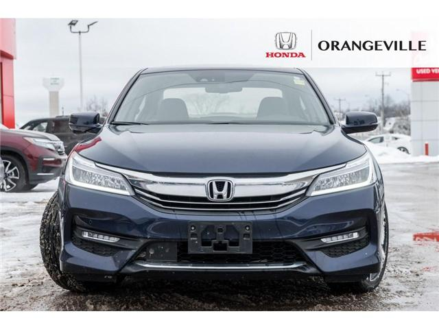 2017 Honda Accord Touring (Stk: V19030A) in Orangeville - Image 2 of 20