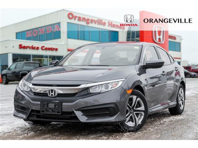 2018 Honda Civic LX (Stk: U3059) in Orangeville - Image 1 of 19