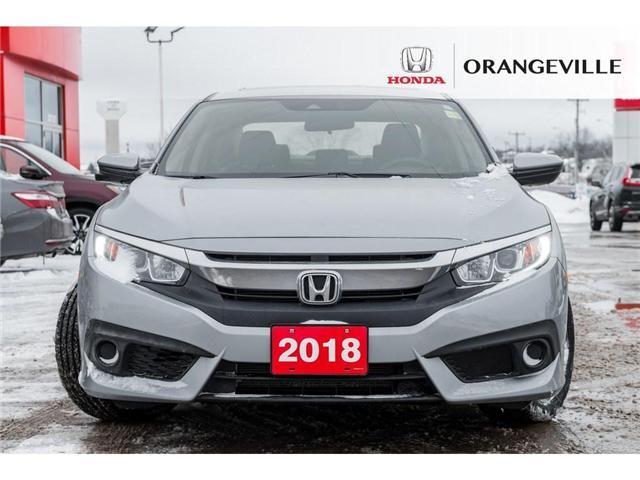 2018 Honda Civic EX (Stk: P19041A) in Orangeville - Image 2 of 20
