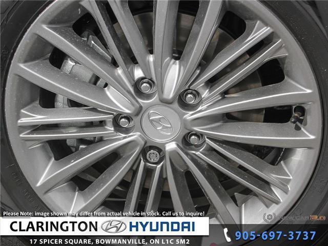 2019 Hyundai KONA 2.0L Luxury (Stk: 19077) in Clarington - Image 8 of 24