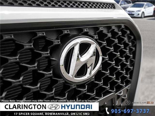 2019 Hyundai KONA 2.0L Luxury (Stk: 19077) in Clarington - Image 9 of 24