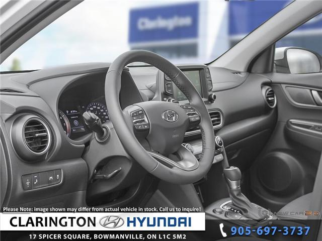 2019 Hyundai KONA 2.0L Luxury (Stk: 19077) in Clarington - Image 12 of 24