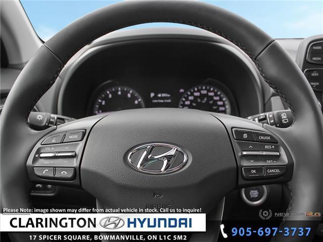 2019 Hyundai KONA 2.0L Luxury (Stk: 19077) in Clarington - Image 14 of 24